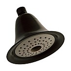 2-Function Water-Saving Adjustable Showerhead in Oil-Rubbed Bronze