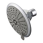 5-Function Water-Saving Adjustable Showerhead in Chrome