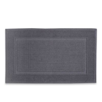 Buy Gray Bath Rugs From Bed Bath Amp Beyond