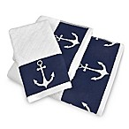 Lamont Home® Anchors Away Hand Towel