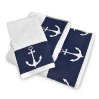 Lamont Home® Anchors Away Bath Towel