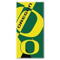 University of Oregon Beach Towel