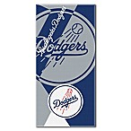 MLB Los Angeles Dodgers Beach Towel