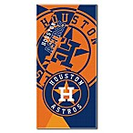 MLB Houston Astros Beach Towel