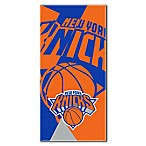 NBA New York Knicks 34-Inch x 72-Inch Beach Towel