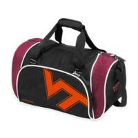 Virginia Tech Locker Duffle Bag