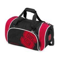 North Carolina State University Locker Duffle Bag
