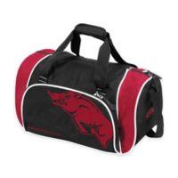University of Arkansas Locker Duffle Bag