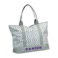 Kansas State University Ikat Tote