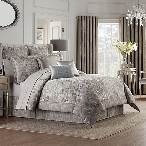 Valeron fiesol comforter set bed bath beyond - Bed bath and beyond bedroom furniture ...