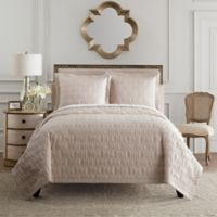 Valeron Luna King Coverlet Set in Taupe