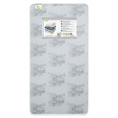 Serta Perfect Balance Deluxe Firm Crib And Toddler Mattress In Grey