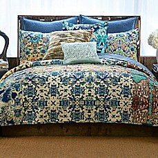 tracy porter® poetic wanderlust® astrid quilt in blue - bed bath