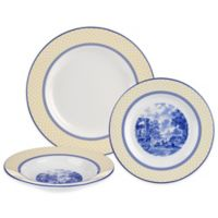 Spode® Giallo 3-Piece Place Setting