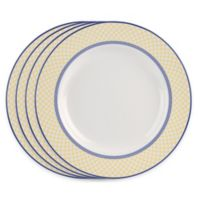 Spode® Giallo Dinner Plates (Set of 4)