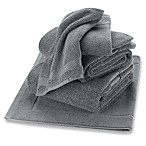 Wamsutta® Duet Fingertip Towel in Pewter