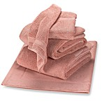 Wamsutta® Duet Hand Towel in Tea Rose