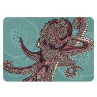 The Softer Side by Weather Guard™ Octopus Bloom Kitchen Mat