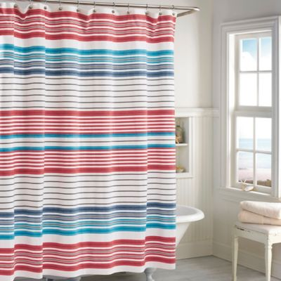 Buy Striped Bath Shower Curtains from Bed Bath Beyond