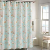 India Ink™ Depoe Bay Shower Curtain