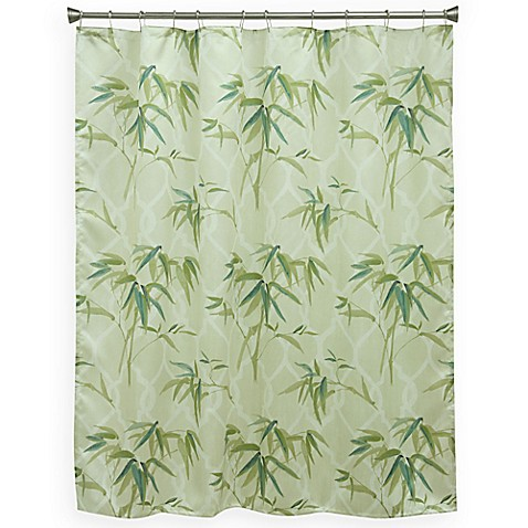 Bacova Zen Shower Curtain