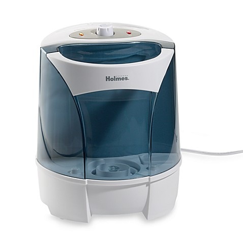 Holmes small room warm mist humidifier bed bath beyond for Small room humidifier