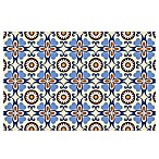 The Softer Side by Weather Guard™ 18-Inch x 27-Inch Adelina Tile Kitchen Mat