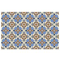 The Softer Side by Weather Guard™ 23-Inch x 36-Inch Adelina Tile Kitchen Mat