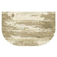 The Softer Side by Weather Guard™ 24-Inch x 40-Inch Barnboard Kitchen Mat in Multi