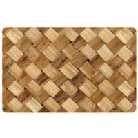 The Softer Side by Weather Guard™ 23-Inch x 36-Inch Basketcase Kitchen Mat