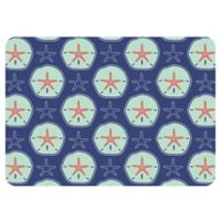 The Softer Side by Weather Guard™ 18-Inch x 27-Inch Clairebella Sand Dollars Kitchen Mat