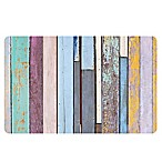The Softer Side by Weather Guard™ 23-Inch x 36-Inch Colored Weathered Wood Kitchen Mat