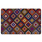 The Softer Side by Weather Guard™ 18-Inch x 27-Inch Kilim Blanket Kitchen Mat