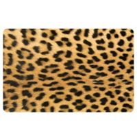 The Softer Side by Weather Guard™ 23-Inch x 36-Inch Leopard Kitchen Mat