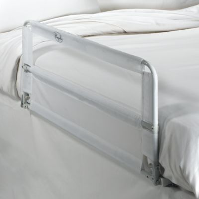Hide Away Double Sided Portable Bed Rail By Regalo