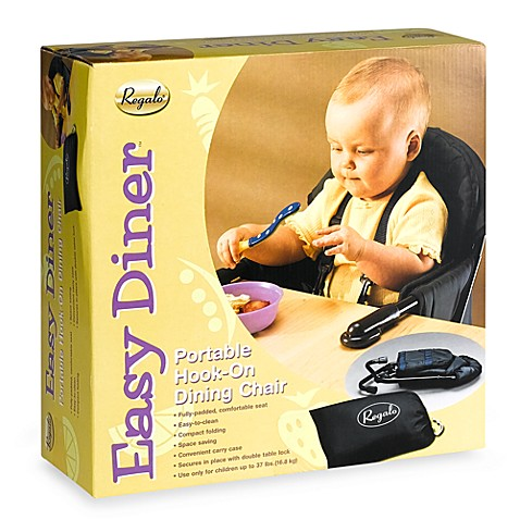 Good Easy Diner Portable Hook On Highchair By Regalo International