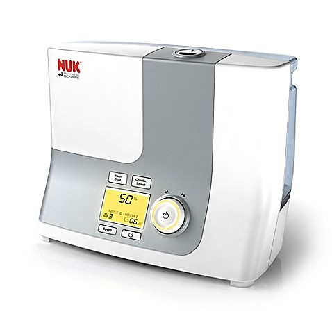 Nuk 174 Powered By Bionaire 174 Warm And Cool Mist Ultrasonic
