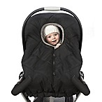 Chicco® Universal Quilted Infant Carrier Weather Shield in Black