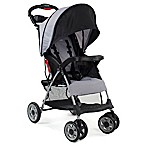 Kolcraft® Cloud Plus Stroller in Grey/Black