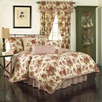 Waverly® Norfolk Reversible Twin Quilt Set