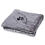 Kona Pet Throw Blanket  in Grey by Kona Benellie®