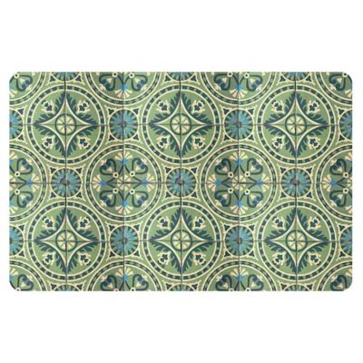 The Softer Side By Weather Guard™ 18 Inch X 27 Inch Casa Green
