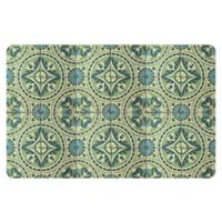 The Softer Side by Weather Guard™ 23-Inch x 36-Inch Casa Green Kitchen Mat
