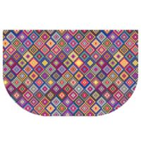 The Softer Side by Weather Guard™ 24-Inch x 40-Inch Woven Kilim Kitchen Mat