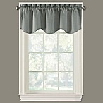 Fulton Scalloped Window Valance in Spa