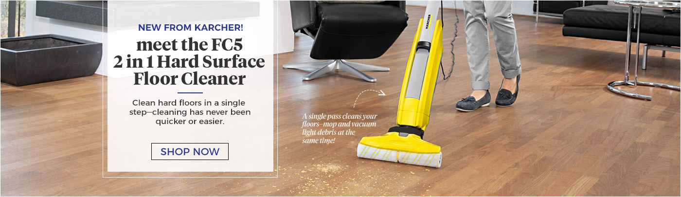Karcher 2 in 1 Hard Surface Floor Cleaner