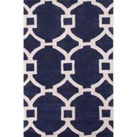 Jaipur Regency 2-Foot x 3-Foot Accent Rug in Blue/Ivory