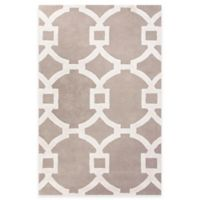 Jaipur Regency 9-Foot 6-Inch x 13-Foot 6-Inch Area Rug in Ivory/Grey