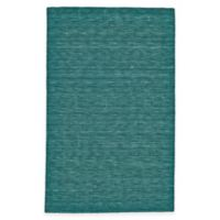 Feizy Roma 7-Foot 6-Inch x 9-Foot 6-Inch Area Rug in Teal