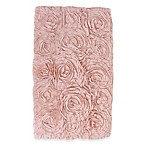 Thro Fiona Rose 2-Foot 3-Inch x 3-Foot 4-Inch Accent Rug in Pink